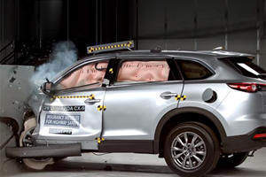 The New 2017 Mazda CX-9 Is Officially Safe To Crash