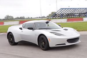 This Tesla-Powered Lotus Evora Can Set Supercar Lap Times