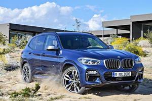 All-New BMW X3 Revealed With Potent M40i Performance Model