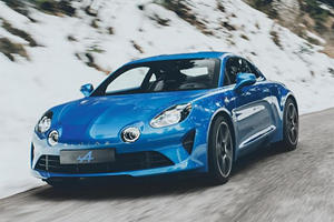 Listen To The Sweet Sound Of The Alpine A110