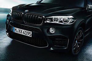 The BMW X5 M and X6 M Get A Menacing Makeover
