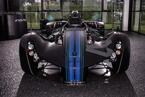 BAC Mono Knows How To Do An Art Car Like No Other