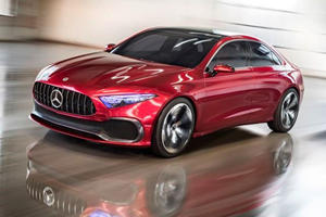 The New Baby AMG Car Will Have Bonkers Hybrid Power