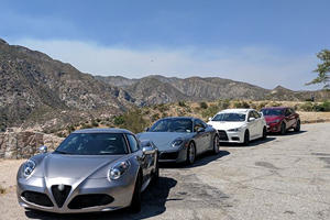 We Found Out Why The Angeles Crest Is The Greatest Driving Road In The US