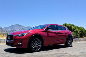 2017 Infiniti QX30 Review: A Crossover That Can Actually Do Fun