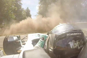 Nico Rosberg And His Mercedes F1 Car Made The Best Run Up Goodwood