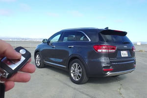 We Were Surprised By How Much We Liked The 2017 Kia Sorento