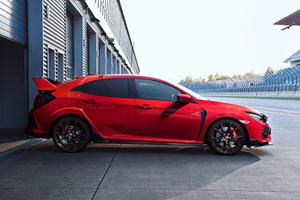 Honda Scrapped Automatic Gearboxes In The Civic Type R To Save Weight