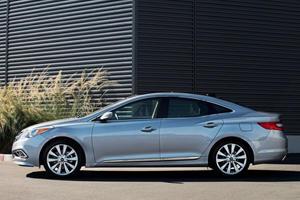 Say Goodbye To The Hyundai Azera And Veloster