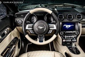 Carlex Design Gives The Mustang GT A Luxury Makeover