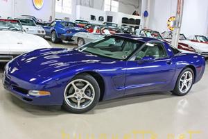 The Last C5 Corvette Ever Built Costs $1 Million