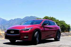 5 Things We Love About Infiniti's Smallest SUV