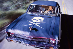"How Did A Teenager End Up Owning The ""Death Proof"" Chevy Nova?"