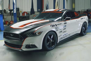 This Ohio Ford Dealer Is Selling Street Legal Mustang Drag Racers For $60K