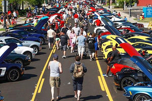 Ford Sponsoring Woodward Dream Cruise After Chevy Bailed