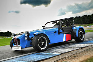 Special Edition Caterham Seven Commemorates Iconic Race Circuit
