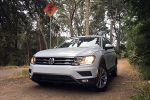 2018 Volkswagen Tiguan Review: Better Looks And Three Rows, But Is It Still A VW?