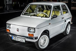 Tom Hanks Is Being Gifted This Customized Fiat 126P From Poland