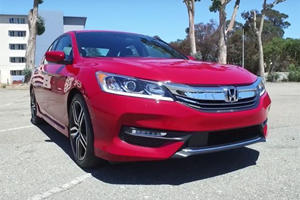 Honda Recalls 2.1 Million Accords Because Of Possible Engine Fires