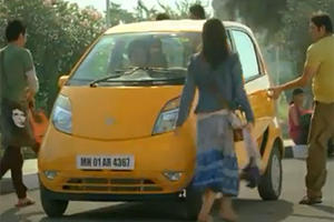 Video: 2012 Tata Nano Commercial is Insane, Bro