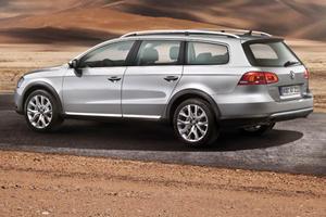Volkswagen Reveals 2012 Passat Alltrack
