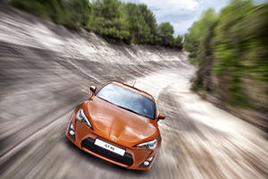 Europe's Toyota GT 86 Revealed