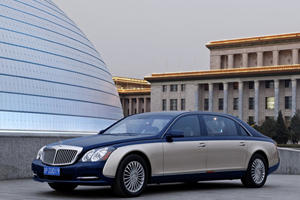 Official: Mercedes-Benz to Kill Maybach Brand in 2013