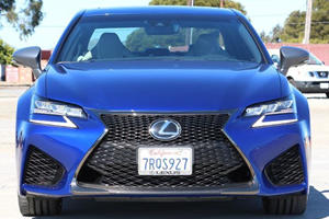 Next Generation Lexus GS F Could Swell Up To 600-HP Of Madness