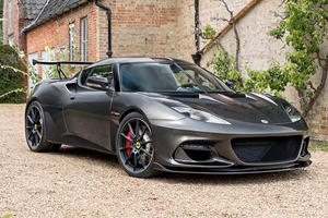 Lotus Evora GT430 Is The Most Powerful Road-Legal Lotus Yet
