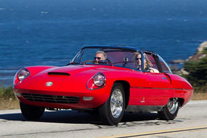 Try Not To Drool Over This One-Off Alfa Romeo 6C 3000 CM