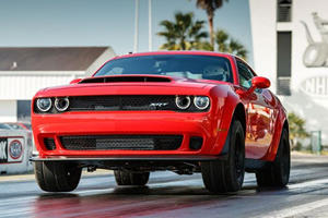 Dodge Demon Owners Can Burn Rubber On Hennessey's Drag Strip