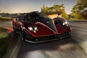 The Pagani Zonda Is Back From The Dead Yet Again