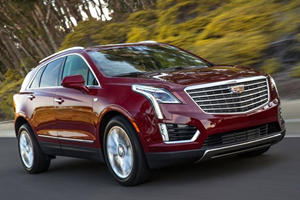 Cadillac To Launch A New Blingtastic Three-Row Crossover In 2019