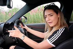 A Girl's Guide To The Alfa Romeo Giulia Quadrifoglio