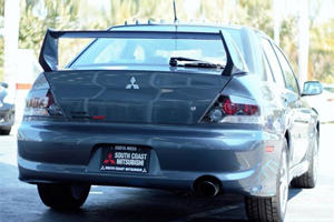 This Mitsubishi EVO IX Sold For A Mind-Blowing Amount Of Money