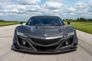 Acura Will Sell You A Non-Hybrid NSX, Assuming You Race In GT3