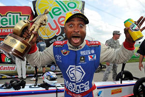 We Ask Top Gear Host Antron Brown Why TG America Will Be The Best US Car Show
