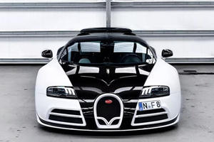 This Bugatti Veyron Mansory Vivere Is One Of Two In The World