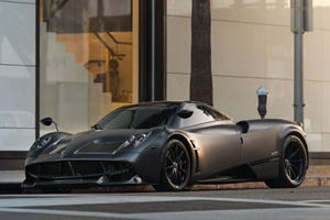 Why The Pagani Huayra Tempesta Is So Worth Almost $3 Million