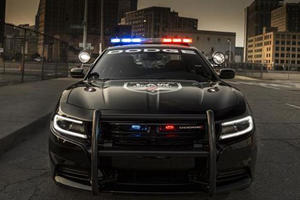 2018 Dodge Charger Pursuit Can Save Officers From A Rear Ambush