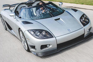 Floyd Mayweather's Koenigsegg CCXR Trevita Is One Of Two In The World