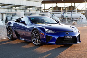 There Are Still 12 Brand New Unsold Lexus LFAs Left In The US