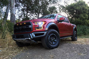 2017 Ford F-150 Raptor Test Drive Review: Full Of Adrenaline And Hissing Turbos