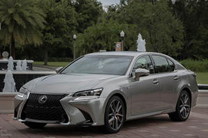 2017 Lexus GS200t F Sport Review: Does The Little Lexus Live Up To The F Sport Brand?