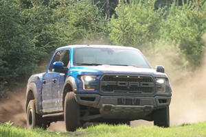 Here's A Look At The Violence Ford F-150 Raptor Shocks Go Through