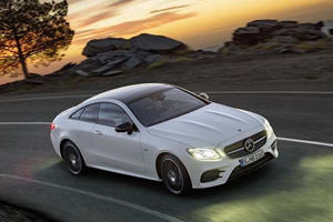 Hottest AMG-Badged E-Class Coupes And Convertibles Will Be Hybrids