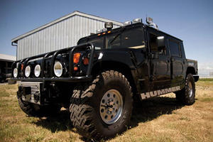 Tupac's H1 Hummer For Sale Again After Buyer Defaulted