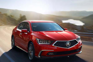 Acura Gives The RLX A Refresh In Hopes You'll Finally Want To Buy One
