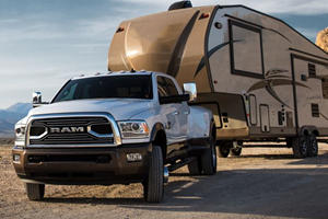 2018 Ram 3500 Unveiled With 930 lb-ft Of Torque, Can Tow 30,000 lbs