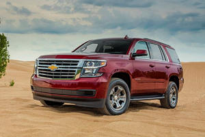 Chevy Slashes Prices On Tahoe With New Tahoe Custom Trim